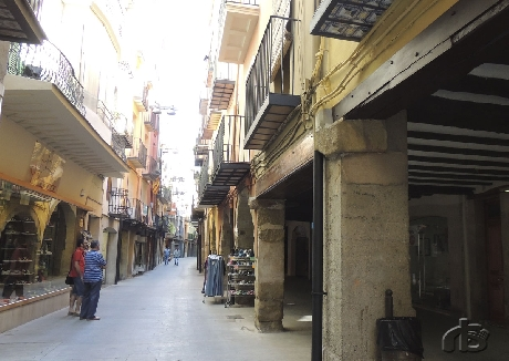 Carrer d'Avall
